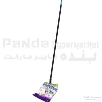Britemax  Super Mop With Stick- 100% Cotton 350g
