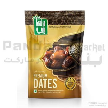 Wafia Pure Premium Dates Pouch 500 Gm