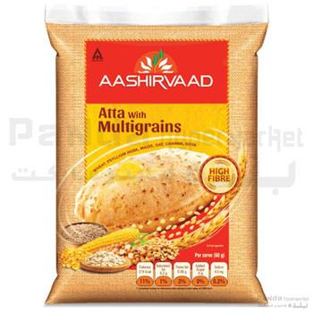 Ashirvaad Multi Grain Atta 5kg