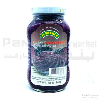 Florence Purple Yam Spread 340gm