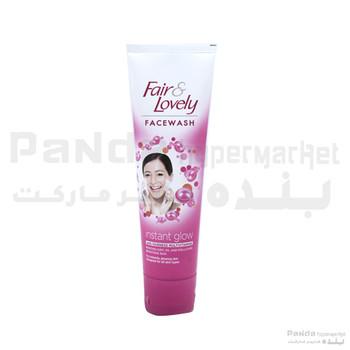 Fair&Lovely 100g Inst Glow Fairness M-Vitmn Facewash