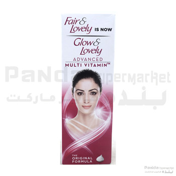 Glow&Lovely Face Cream Ad 50g