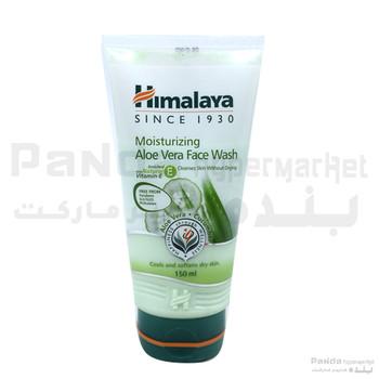 Himalaya Moisturizing Aloe Vera Face Wash 150ml