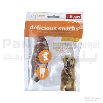 Les Filous Chicken&Rice Stick Dog Food 100gm