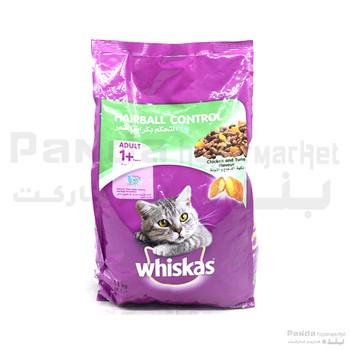Whiskas chickn & tuna Cat Food 1.1Kg