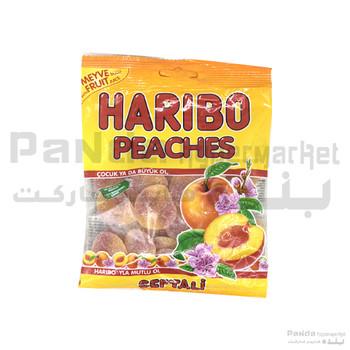 Haribo Peaches 160gm