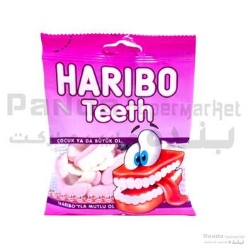 Haribo Teeth 80gm