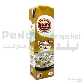 Baladna Cooking Cream 1ltr
