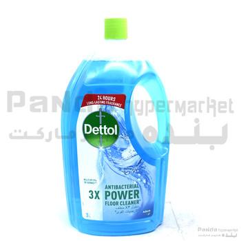 Dettol multi purpose cleaner aqua 3L