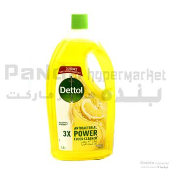 Dettol multi purpose cleaner citrus/lemon 1.8L