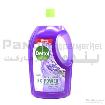 Dettol multi purpose cleaner levender 3L