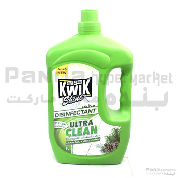 Kwik Ultra Clean Pine 3Ltr Reg.