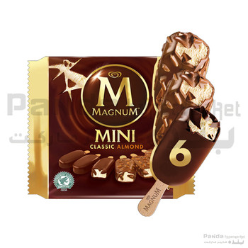 Magnum Chocolate mini classic almond 345ml