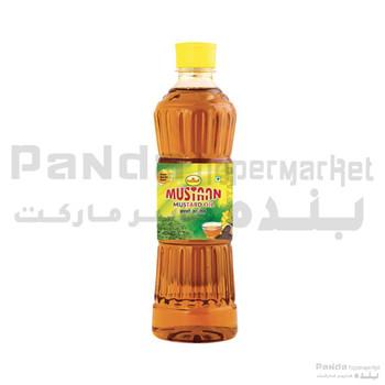 Mustaan Mustard Oil 500ml