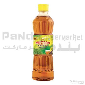 Mustaan Mustard Oil 1Ltr