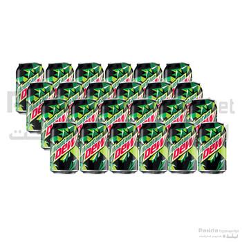 Mountain Dew Can 330ml X 24Pcs