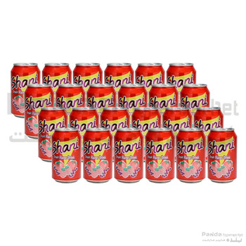 Shani Energy Drink Can 330ml  X 24Pcs