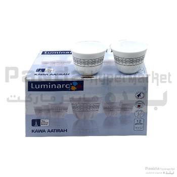 Luminarc Kawa Cup Aatirah 6 Cl-12Pcs set