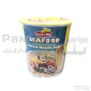 Lucky Me Supreme -Seafood-65gm