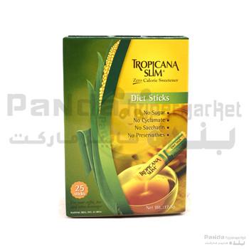 Tropicana Slim Zero Calorie - 25 Sticks