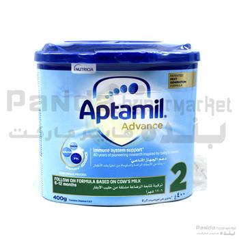 Aptamil Advance 2 400gm