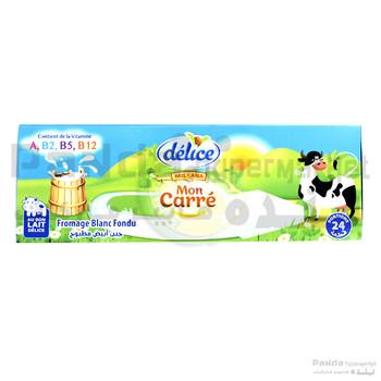 Delice Cheese Mon Carre 24p 360gm