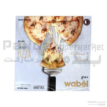 Wabel Pizza Chicken 360Gm