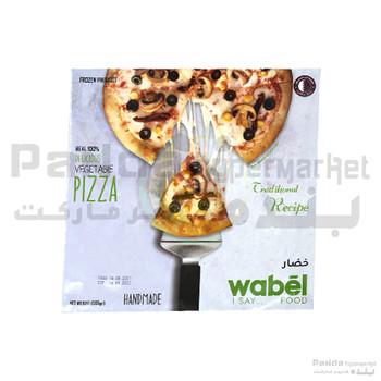 Wabel Pizza Vegetables 365Gm