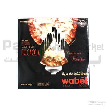 Wabel Focaccia Margherita 300Gm