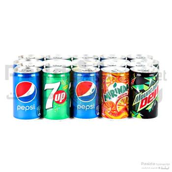 Pepsi Mix Pack Asstd Promo 150mlX15