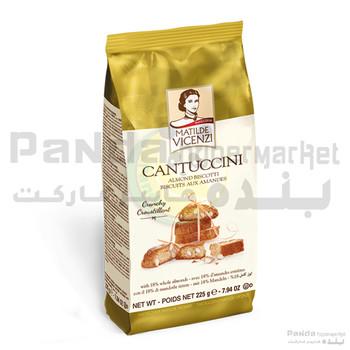 Vicenzi Cantuccini Biscuit 225gm