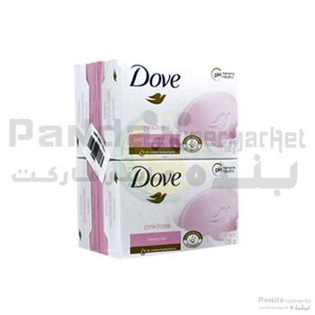 Dove Beauty Bar Pink 135gmX4