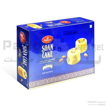 HaldiramS Soan Cake Premium 250Gm