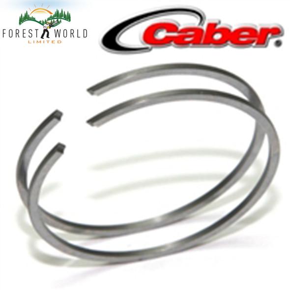ECHO CS-701,702,PARTNER S70-7000,STIHL 038 piston rings,50 x1,5 x 2,1,by CABER