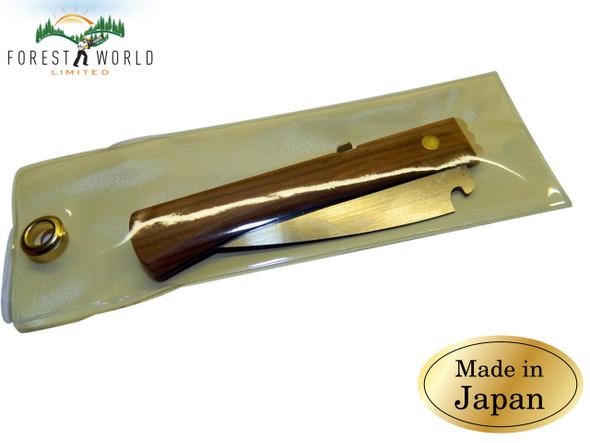 Japanese HISHIKA Gardener's DIY Pocket Folding Pruning Saw,small,90 mm blade