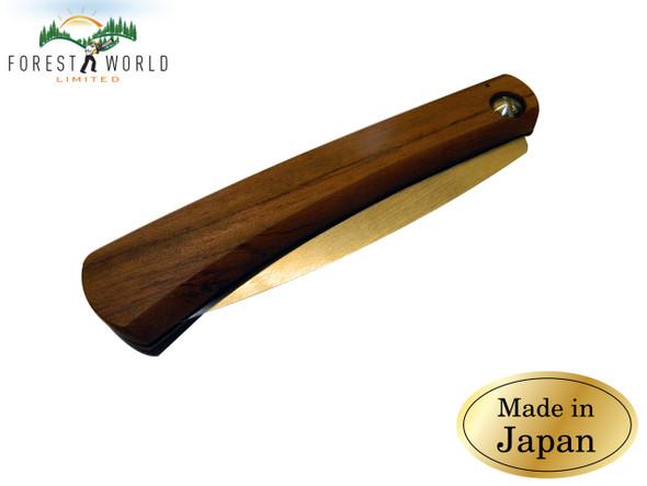 Japanese HISHIKA Gardener's DIY Pocket Folding Pruning Saw,small,80 mm blade