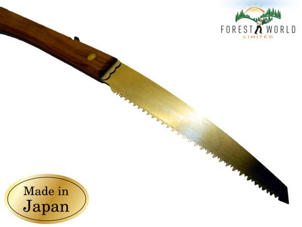 Japanese HISHIKA Gardener's DIY Pocket Folding Pruning Saw,small,120 mm blade