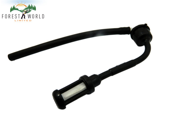 Replacement fuel hose line tube & fuel filter fits STIHL 070 090 chainsaws