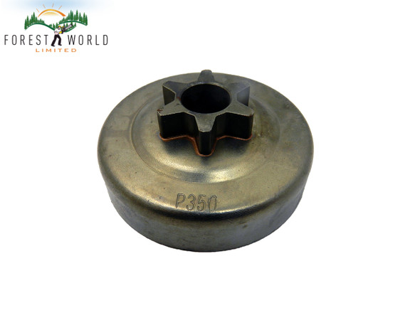 PARTNER chain drive sprocket fits 330 350 MINI P MINI P2 P3 1612 1613 1614 1616
