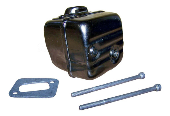 HUSQVARNA 340,345,346,350,353 exhaust/muffler with gasket and bolts