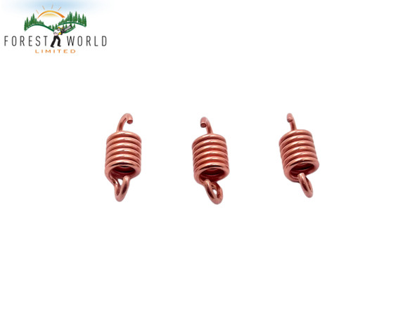 Clutch springs for STIHL 024 026 MS240 MS260 MS261 set x 3 ,new, 0000 997 5600