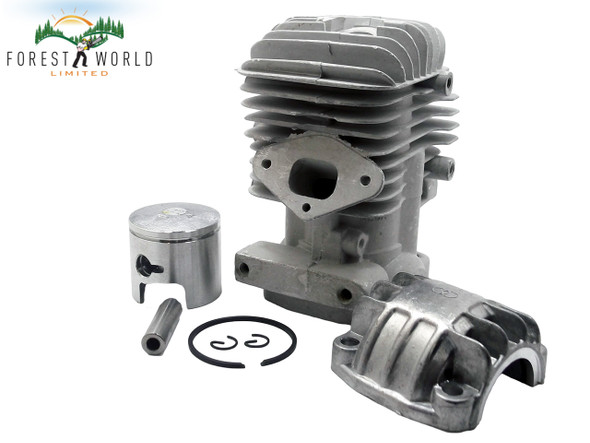 Cylinder kit for Chinese 2500 25cc chainsaw TIMBERPRO CARLTON LAWNFLITE