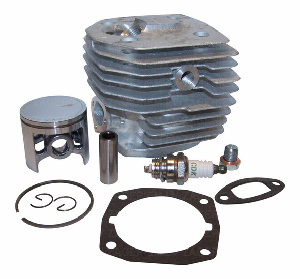 HUSQVARNA 154 154XP 254 254XP CYLINDER & PISTON ASSY NEW 503 50 39 03,Made in Taiwan,quality replacement part