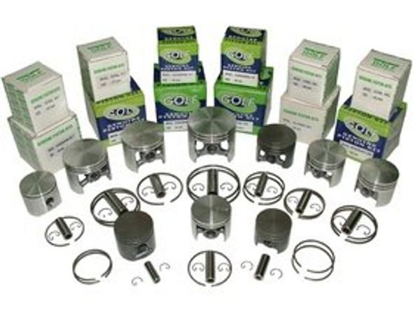 Husqvarna 252 RX piston kit 537 07 27-01 (GOLF) Ø45 mm