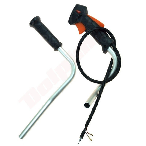 Throttle cable/ERGO handles set for Chinese 43 cc 52 cc 58 cc brushcutters