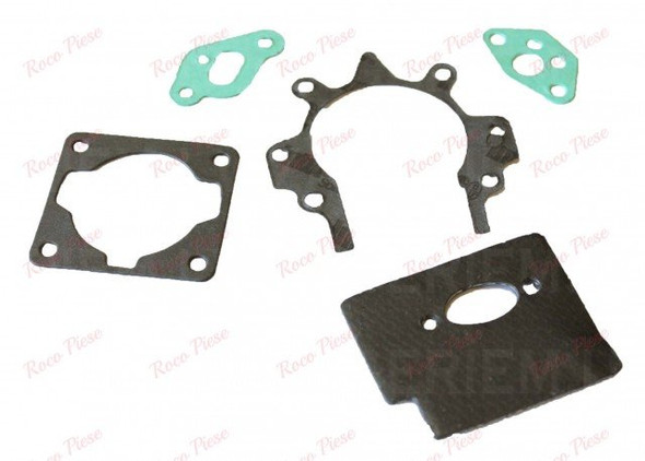 Full gasket set for Chinese 34 cc 33 cc strimmers CG 330 ALKO