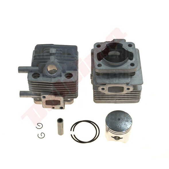 Cylinder and piston kit for Chinese 26 cc TL 26 strimmers 34 mm bore