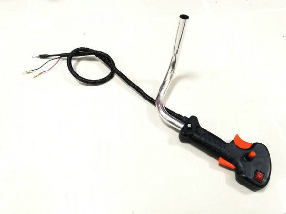 Throttle handle for FOR CHINESE 43 cc 52 cc 58 cc brushcutters CG430 CG520 CG580
