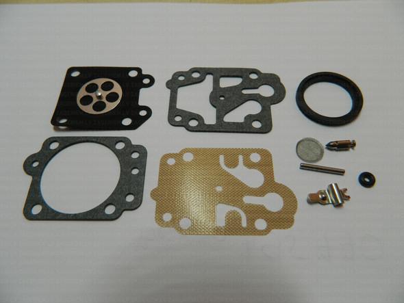 Full Carburettor rebuild kit for Chinese 43 cc 52 cc 58 cc brushcutter carburettors