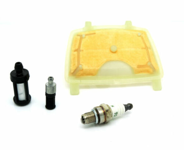 FILTER SERVICE KIT FOR STIHL MS171 MS181 MS211 CHAINSAWS. 1139 120 1602